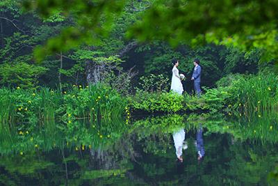 有明邸 結婚式