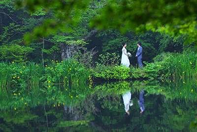 結婚式場を巡る「軽井沢ウエディングバスツアー」