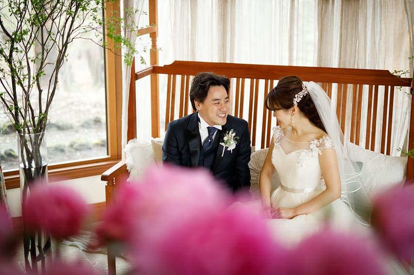 軽井沢の令和婚8