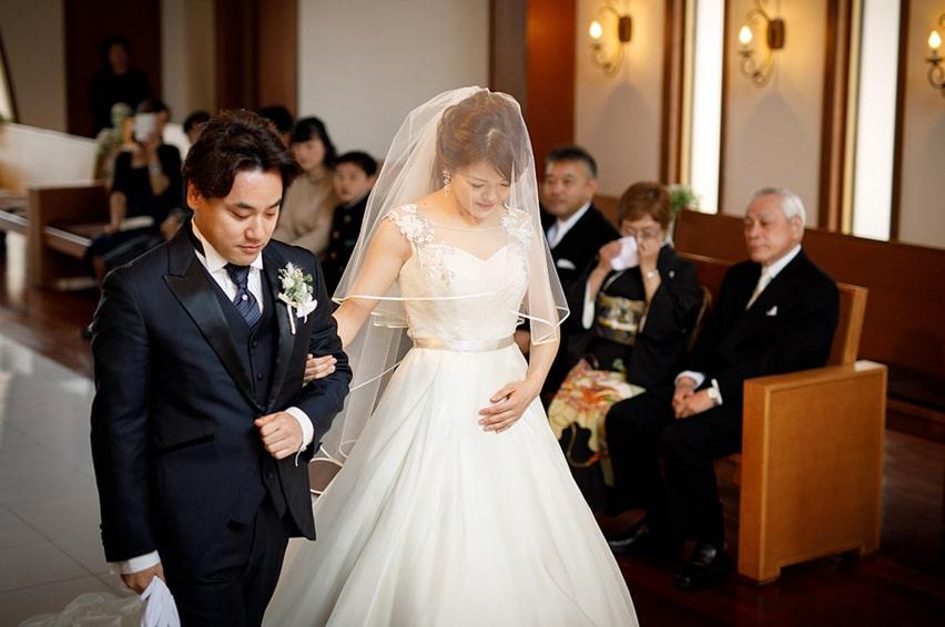 軽井沢の令和婚11