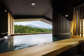ホテルハーヴェスト軽井沢_大浴場イメージ(眺望風呂)