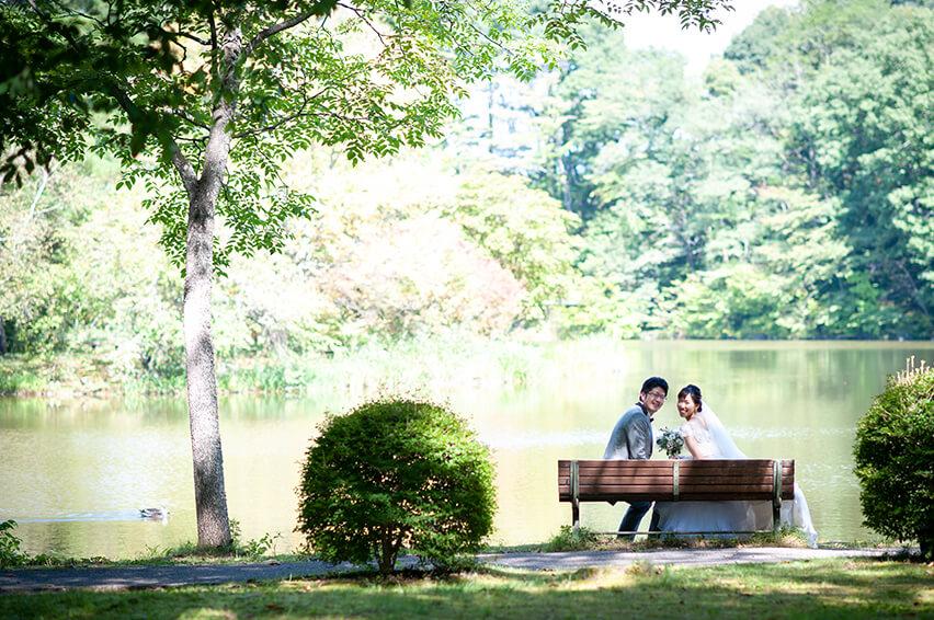 軽井沢の家族婚4