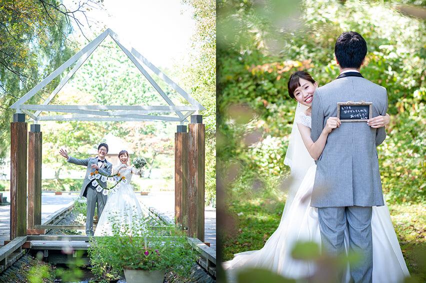 軽井沢の家族婚5