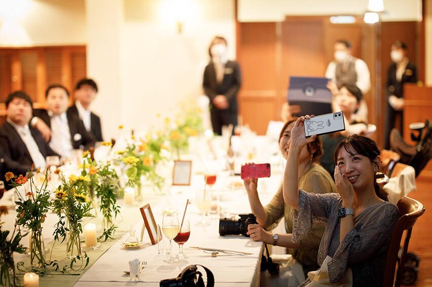 軽井沢で集う喜び17